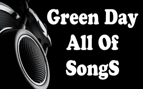 Green Day All Of Songs apk screenshot