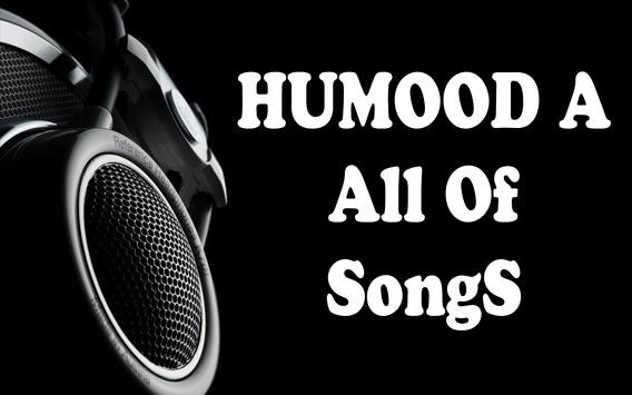 Humood Alkhundher All Of Songs apk screenshot