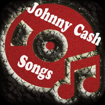 Johnny Cash All Of Songs poster
