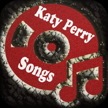 Katy Perry All Of Songs poster