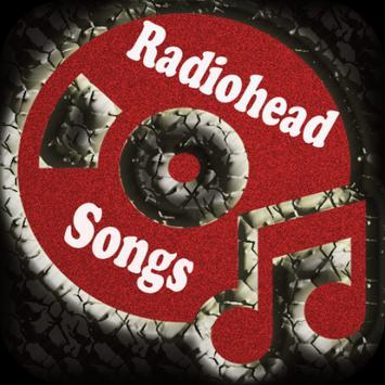 Radiohead All Of Songs poster