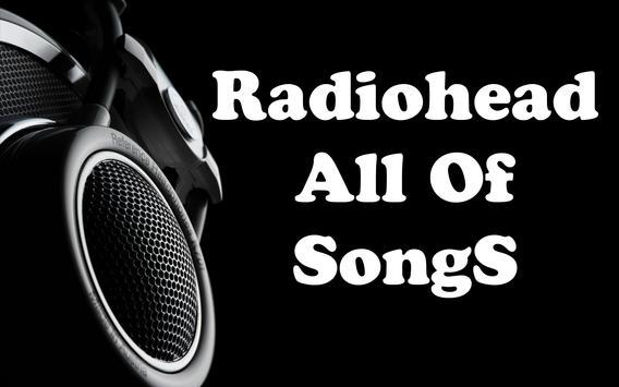 Radiohead All Of Songs apk screenshot