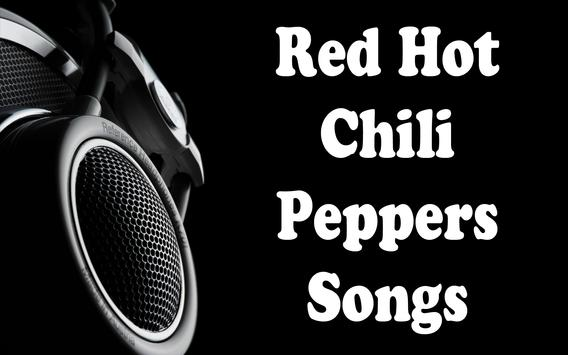 Red Hot Chili Peppers Songs apk screenshot