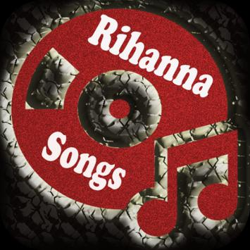 Rihanna All Of Songs poster