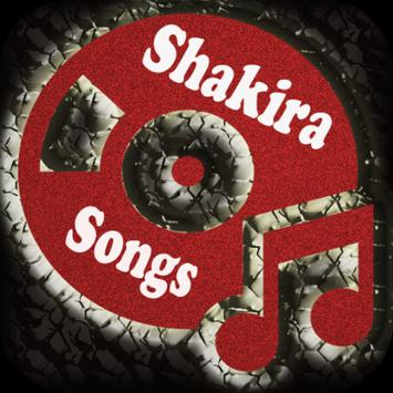 Shakira All Of Songs poster
