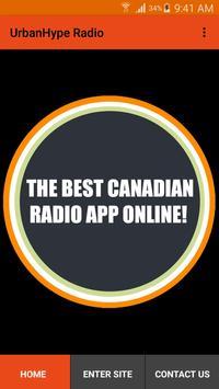 UrbanHype Radio poster