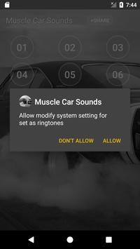 Muscle Car Sounds screenshot 2