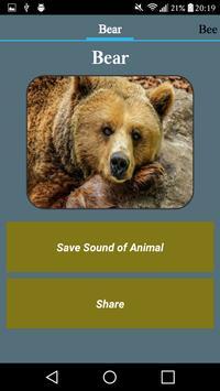 Baby Animal Sounds capture d'écran 2