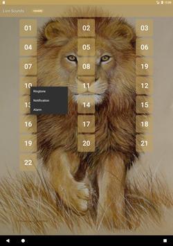 Lion Sounds screenshot 6