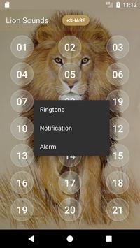 Lion Sounds screenshot 2