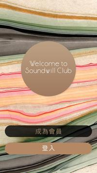 Soundwill Club poster