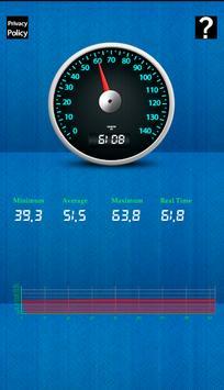 db meter sound test(Sonomètre) poster