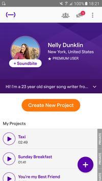 Soundtrap screenshot 1
