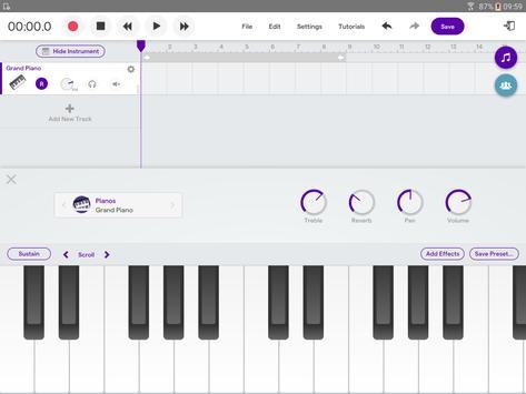 9 Schermata Soundtrap