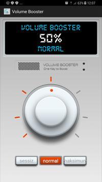Sound Booster Equalizer poster