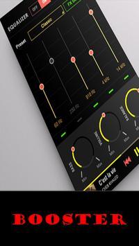 Sound Booster Equalizer apk screenshot