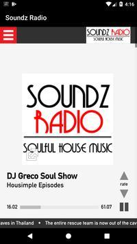 Soundz Radio poster