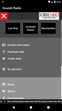 Soundz Radio screenshot 1