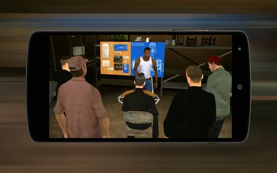 Ltd Gta San Andreas apk screenshot