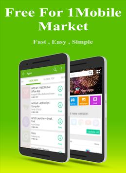 Free Mobile1 Market Guide poster