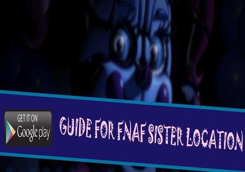Free guide : FNAF 1 2 3 4 poster