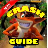 new guide for crash bandicoot icon
