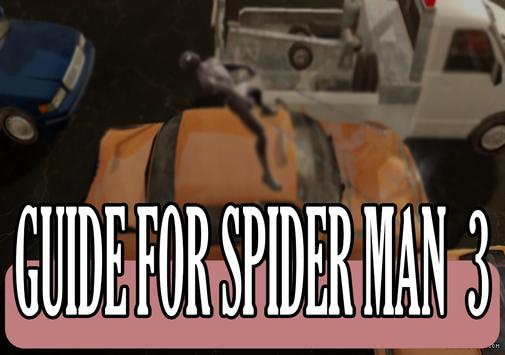 guide : amazing spider man 3 poster