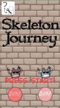 Skeleton Journey poster