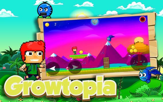 Growtopya Adventure apk screenshot