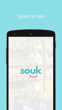 Souk Bazaar poster