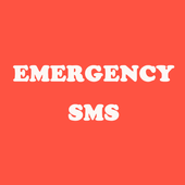 Emergency SMS icon