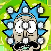 Rick Sanchez Lock Screen icon