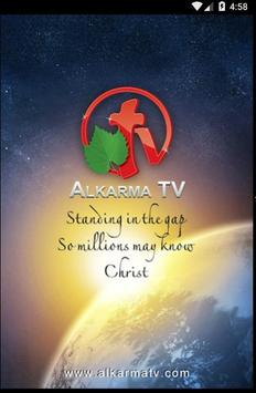 ALKARMA TV poster