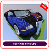 Sport Car For MCPE icon