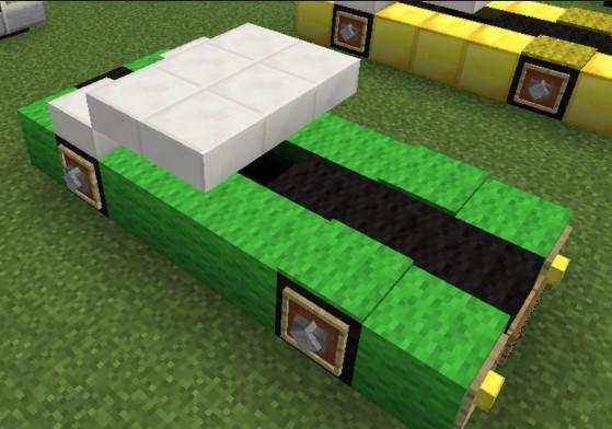 Sport Car For MCPE poster