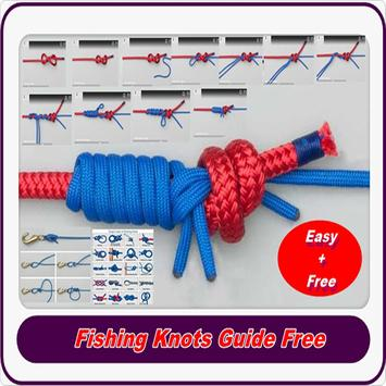 Fishing Knots Guide Free poster