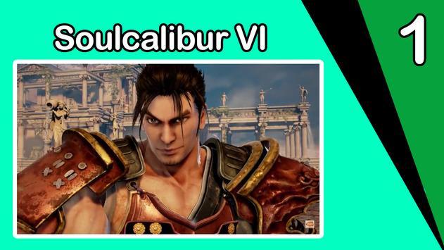 Guide For soeul calibur VI apk screenshot