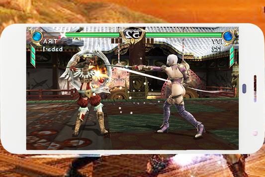 Soul: Broken Fighting Calibur screenshot 1