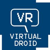 Виртуальный дроид иконка
