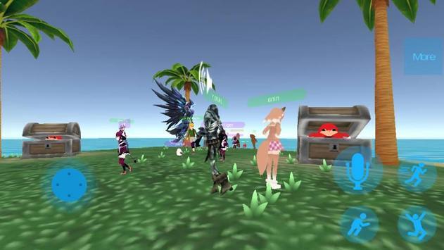 Виртуальный дроид скриншот 6