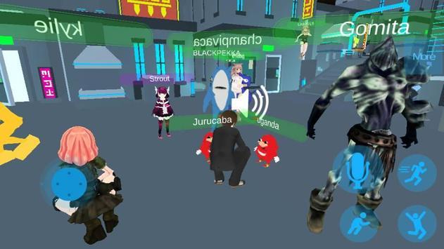 Виртуальный дроид скриншот 3