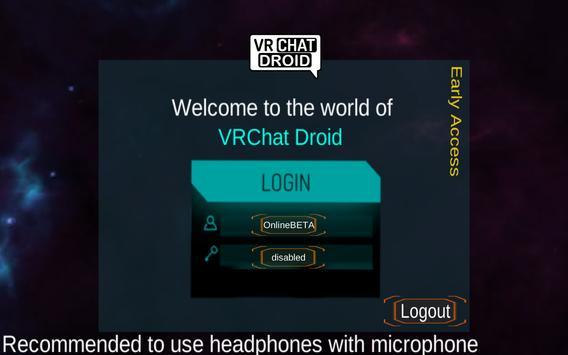 VRChat Droid screenshot 15