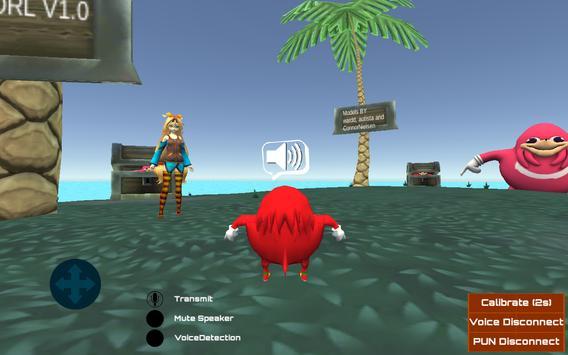 VRChat Droid screenshot 1