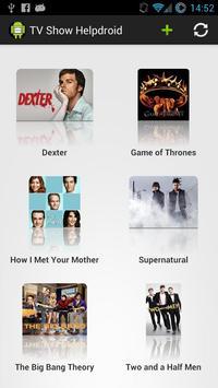 TV Show Helpdroid poster