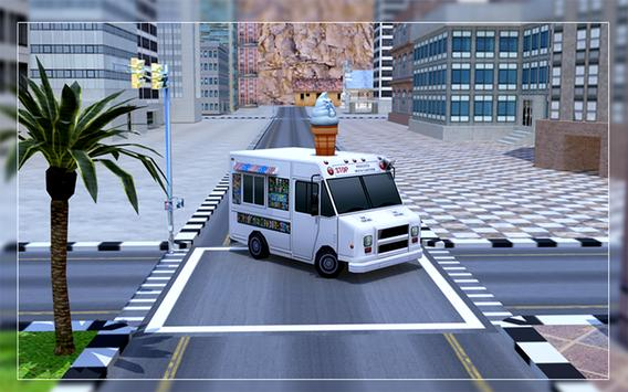 Hoverboard Ice Cream Delivery apk screenshot