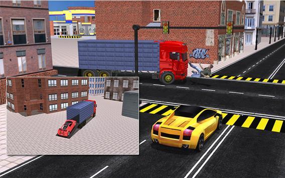 Street of Crime Real Car Thief apk screenshot