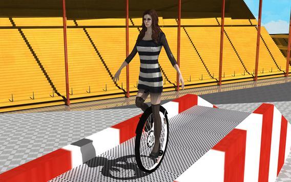 Unicycle Stunts Hero 2016 apk screenshot