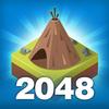 2048:城市建設難題 (Puzzle) 图标