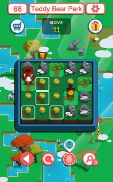 Honey Jam: Sliding puzzle screenshot 10