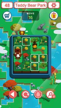 Honey Jam: Sliding puzzle screenshot 1